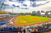 First Tennessee Park Nashville TN
