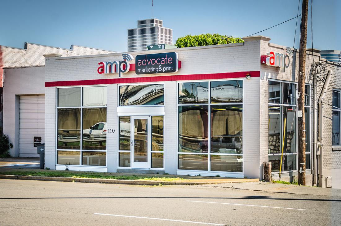AMP Advocate Marketing and Print Nashville TN