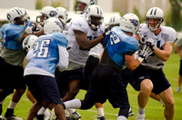 Tennessee Titans Practice July 30 2012-10