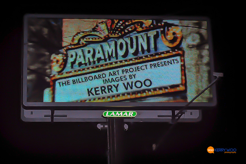 billboard art project savannah kerry woo