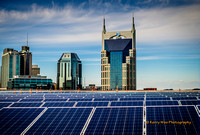 Lightwave Solar Panels Music City Center