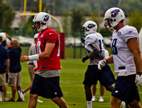 Tennessee Titans Practice July 30 2012-27