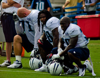 Tennessee Titans Practice July 30 2012-14