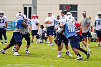Tennessee Titans Practice July 30 2012-25